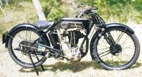 Sunbeam 1924 TT 69Kb